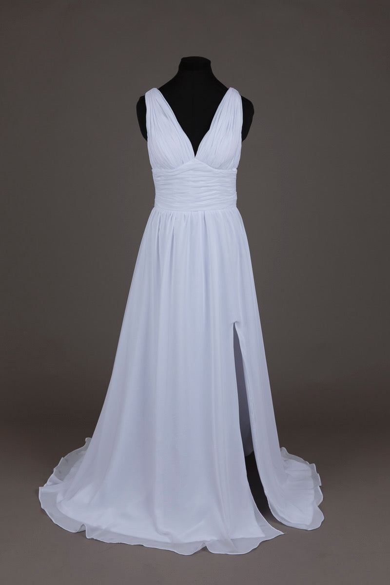 Baby Online Ruched Wedding Dress