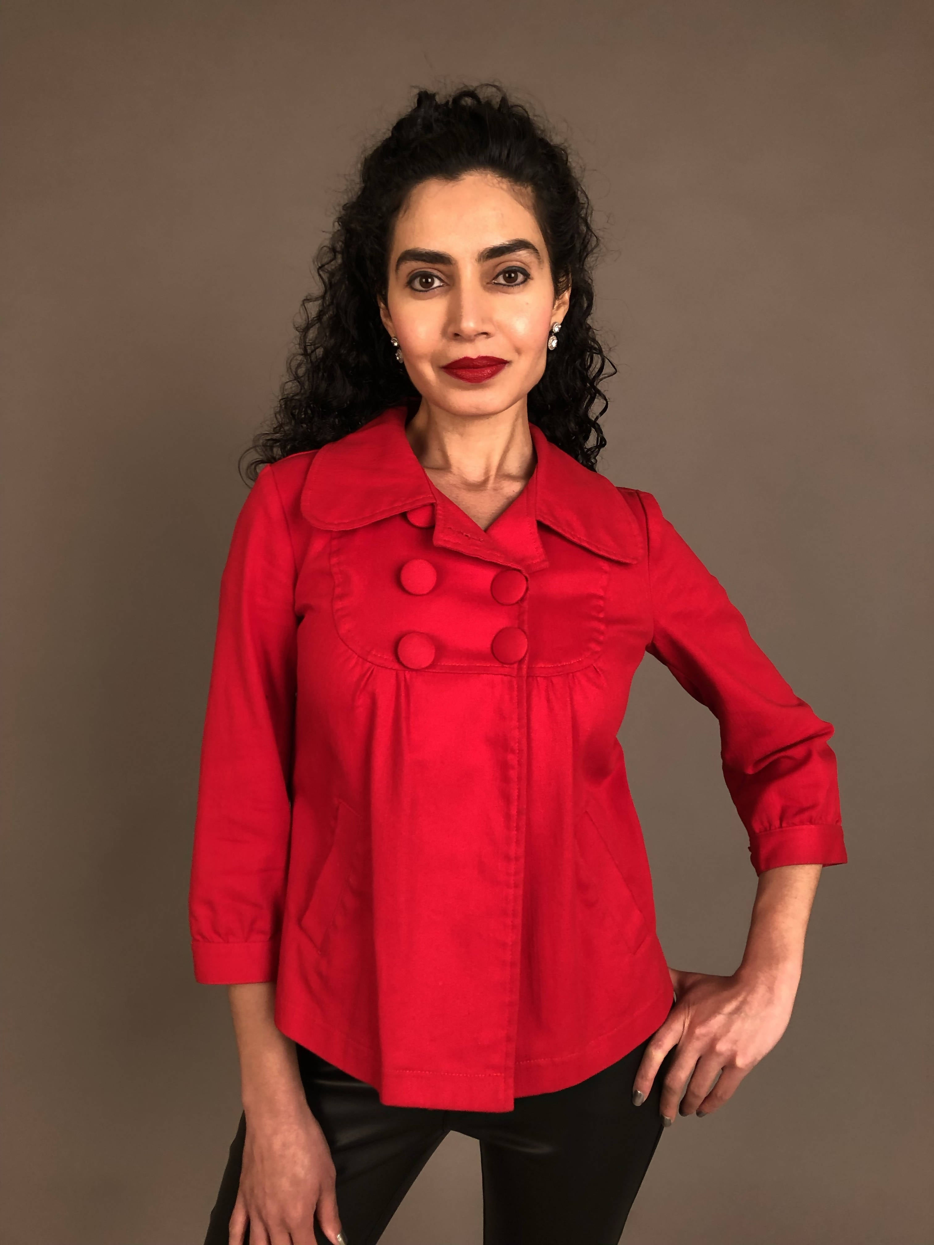 Red Dolly Jacket