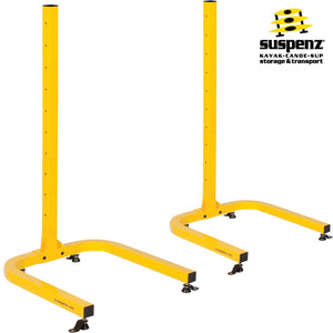 2-Boat Free-Standing FRAME - also available in BLACK!