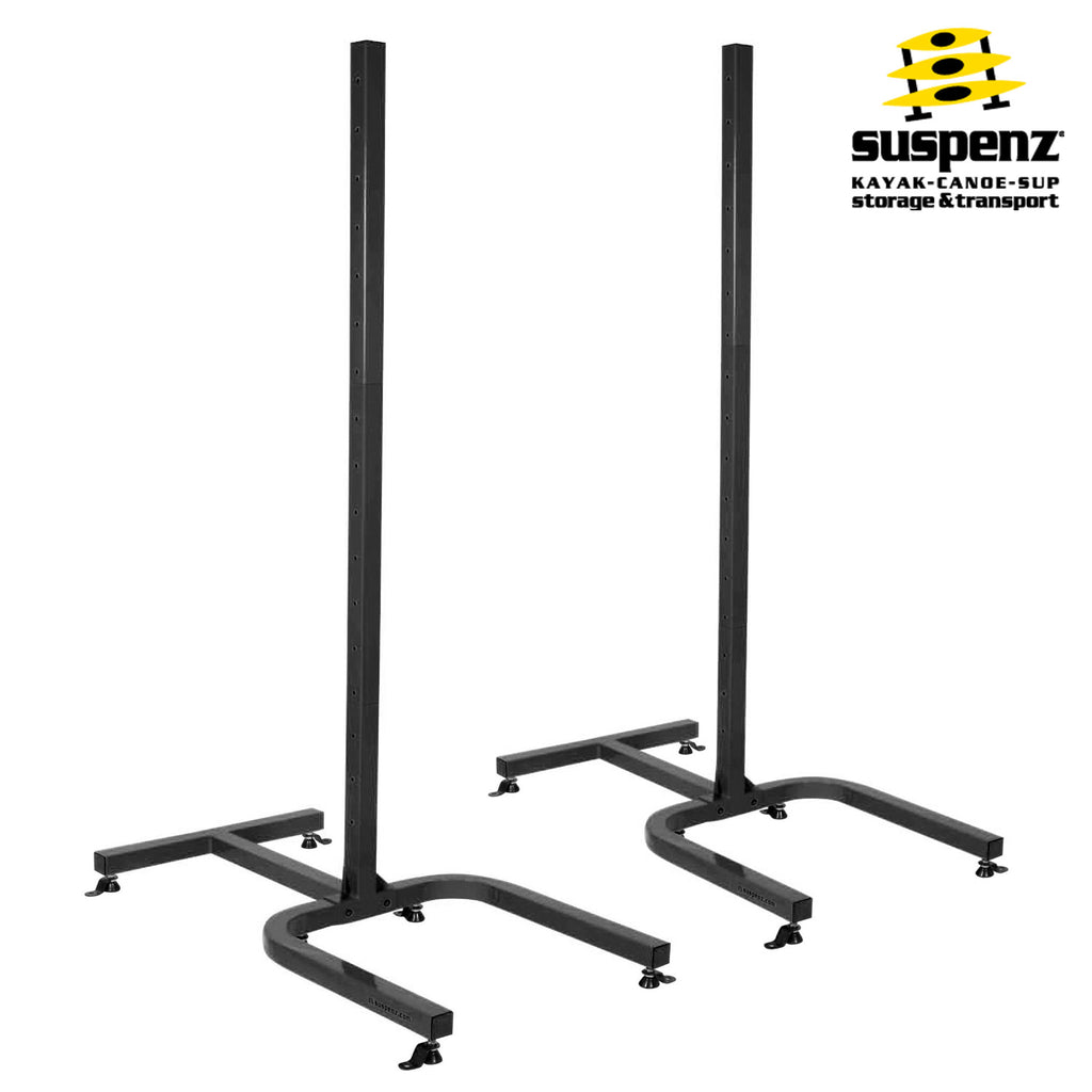 6-BOAT FREE-STANDING FRAME - ALSO AVAILABLE IN BLACK!