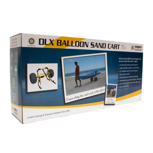 DLX Beach Cart - Shipping Week of September 20th