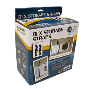 DLX Strap Storage System - Ship week of October 11th