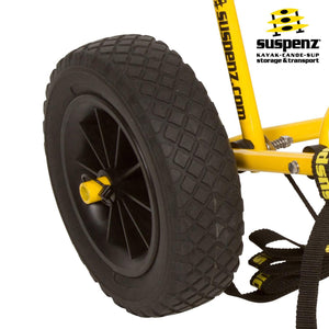 Replacement Tire for DLX, HD, HD Deep-V, SOT, & End Carts