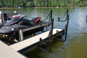 Over-Water 2-Boat Dock FRAME