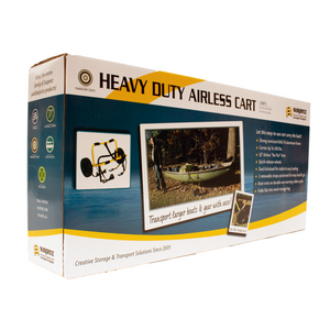 Heavy Duty AIRLESS Cart - Shipping week of 7/19