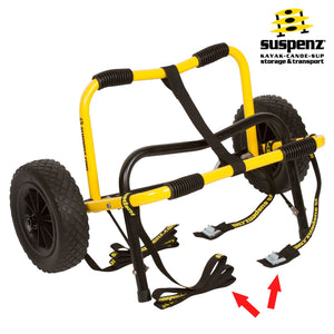 Heavy Duty Cart Replacement STRAPS