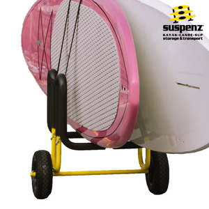 Double-Up SUP AIRLESS Cart - Ships the 3rd wk of March