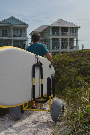 Double-Up SUP Beach Cart - Shipping week of November 2nd.