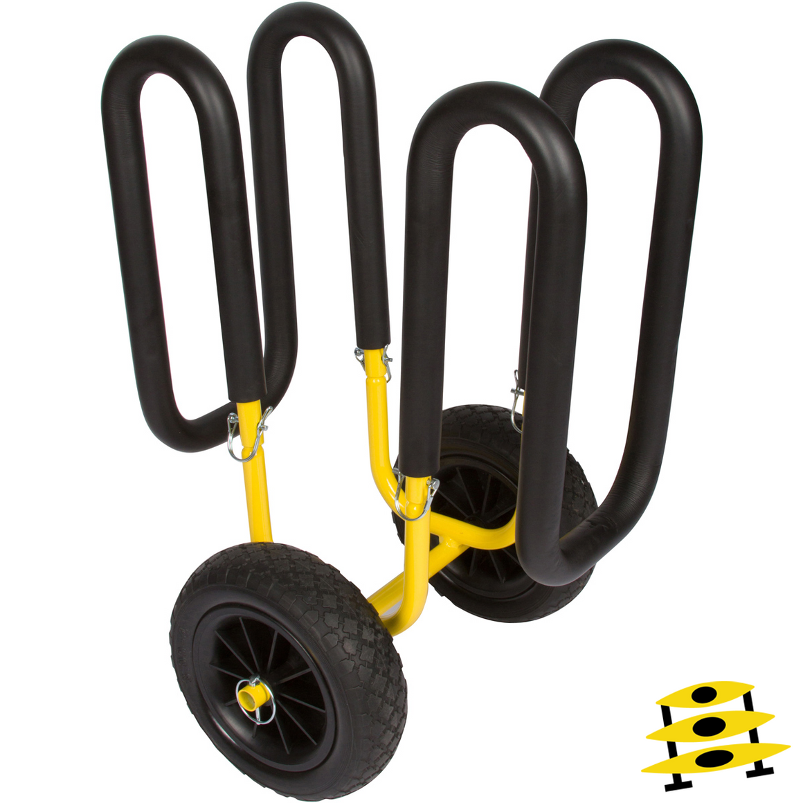 Single-UP SUP  Airless Cart