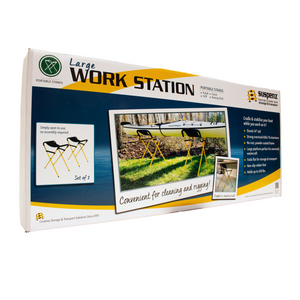Heavy Duty Portable Stands