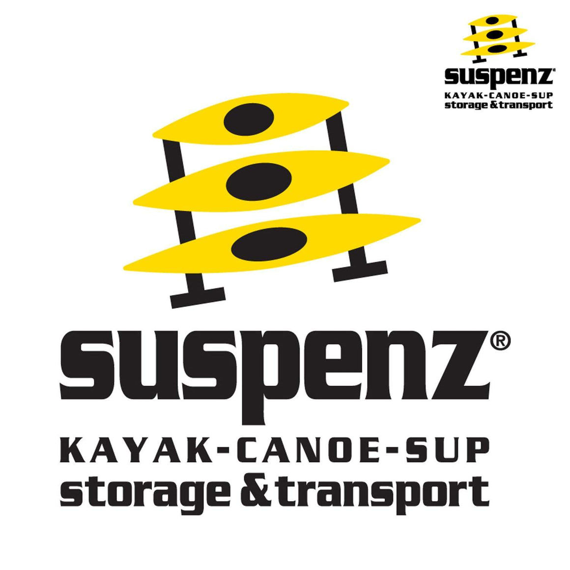 Outdoor Suspenz Decal