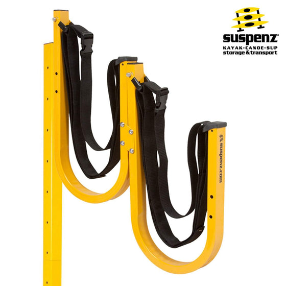 Double SUP Racks for Free-Standing - also available in BLACK!