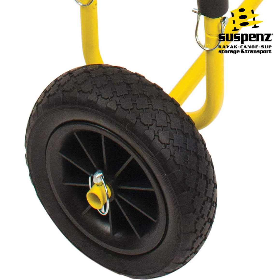 Replacement Tires (2) for Double-UP SUP Cart, & Single-UP SUP Cart