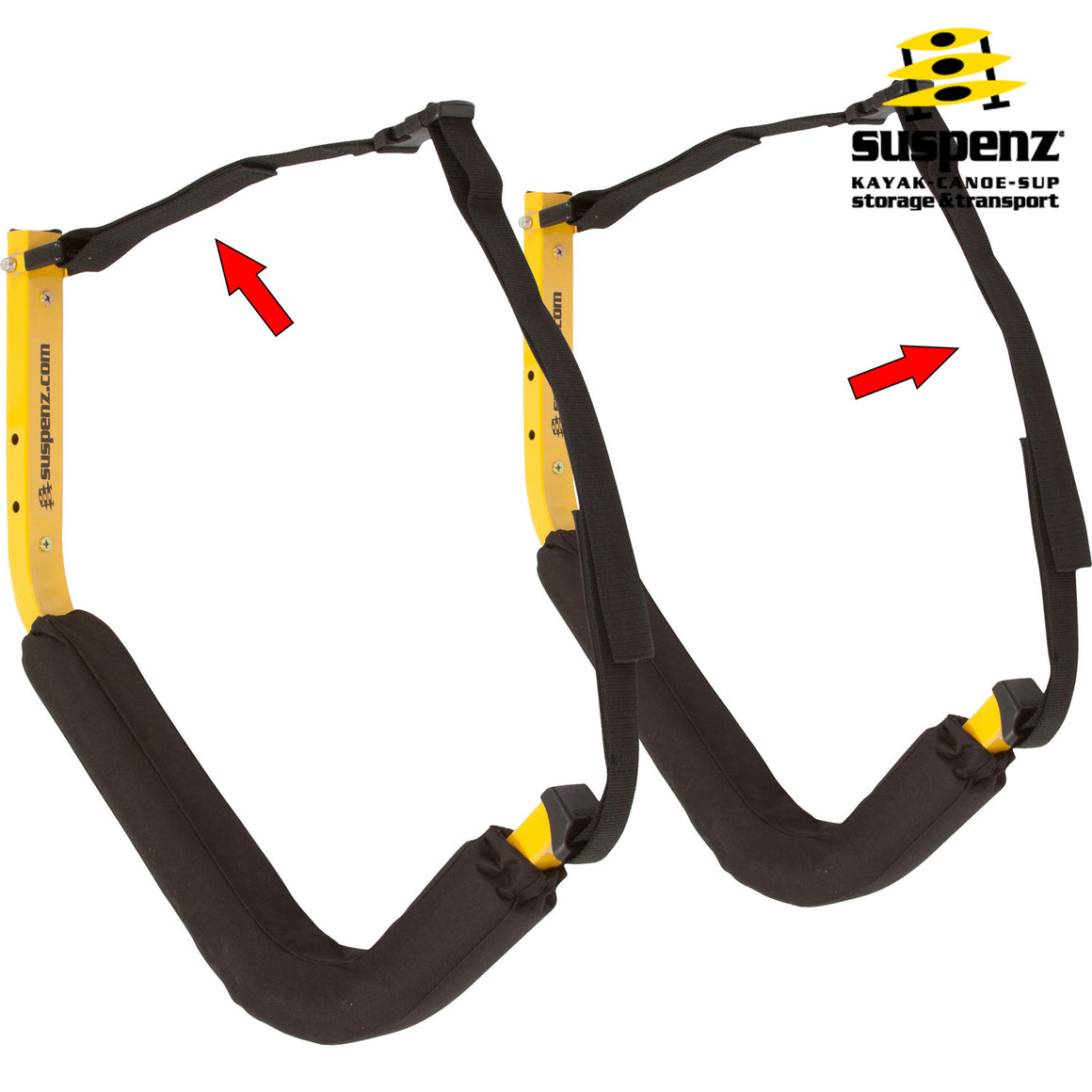 EZ Rack Replacement Straps