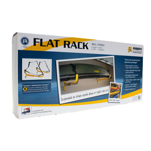 FLAT Rack for Free-Standing - also available in BLACK!