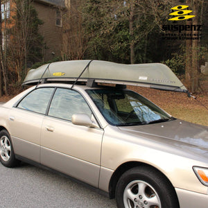 EZ Canoe Foam Block Carrier