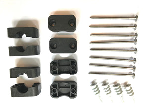 Folding Rack Mounting Hardware