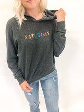 Saturday/Sunday Hoodie | Charcoal