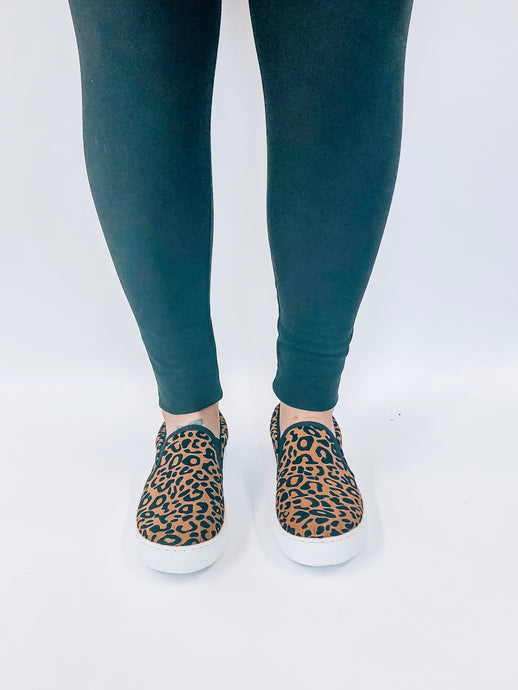 Step in Sneaker | Leopard