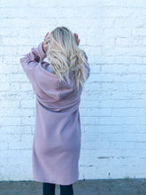 Milan Long Sweatshirt | Blush