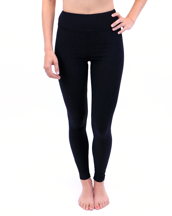 Live-in Leggings | Black