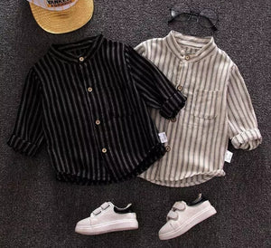 CALLEN Stripe Shirt