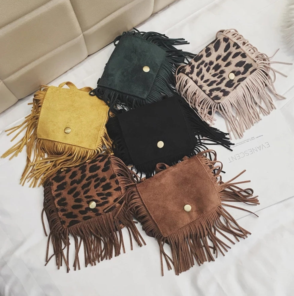 KIDS Tassel Bag