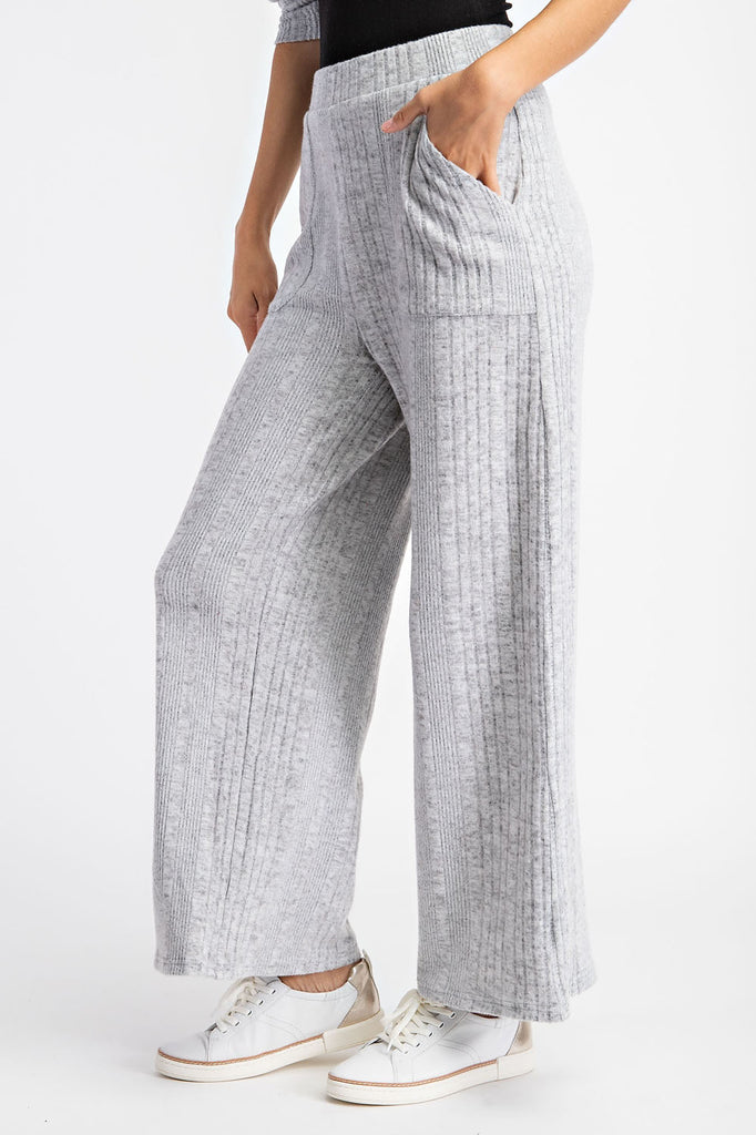 Ribbed Pants