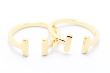 Mr. T Adjustable Gold Ring