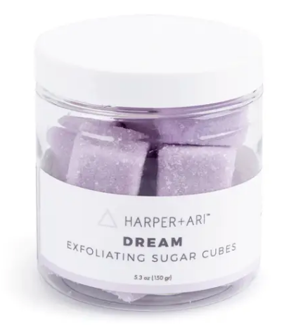 Harper + Ari - Exfoliating Sugar Cubes 5.3 oz - Dream