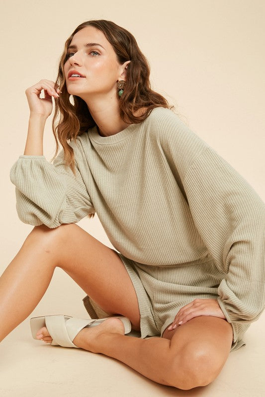 Long Sleeve Knit Romer