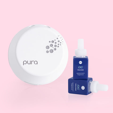 CB Pura Smart Home Diffuser Kit
