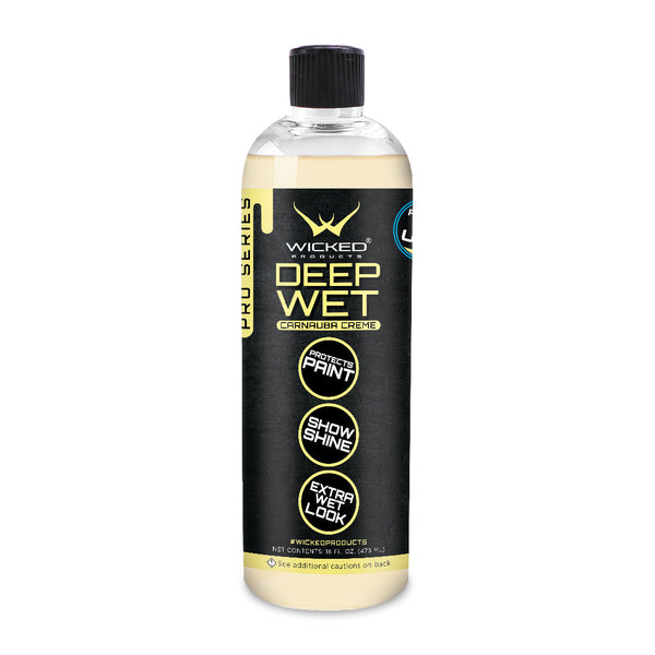Deep Wet Carnauba Creme Wax