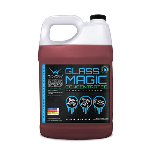 Glass Magic Glass Cleaner Concentrate