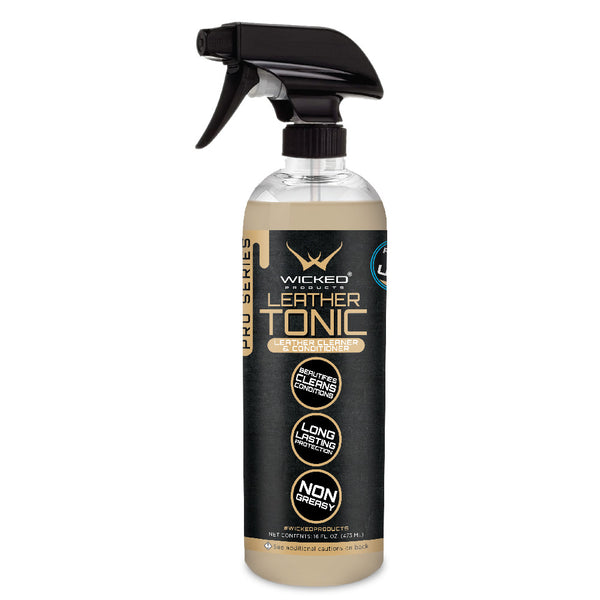 Leather Tonic Cleaner & Conditioner