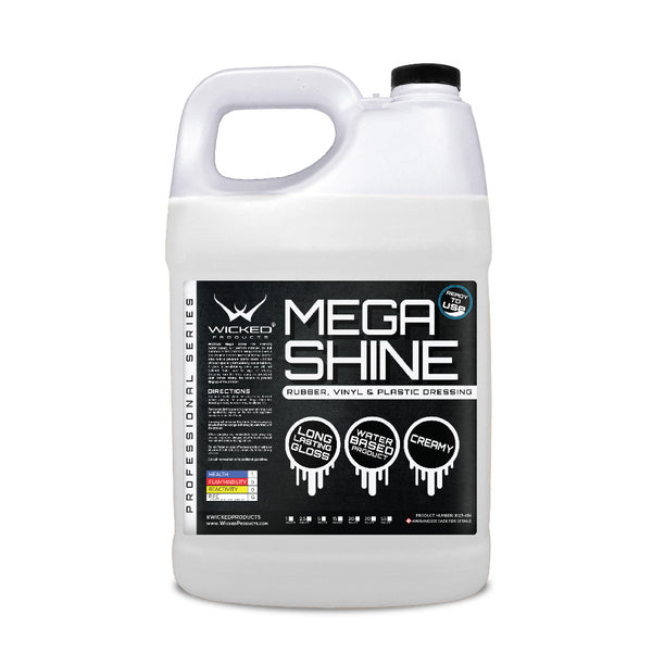 Mega Shine Tire Dressing