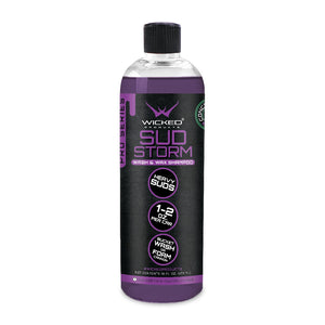 SudStorm Wash & Wax Shampoo