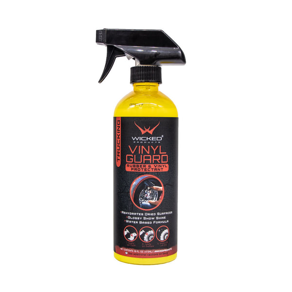 Vinyl Guard - Vinyl, Leather, Rubber, & Plastic Conditioner