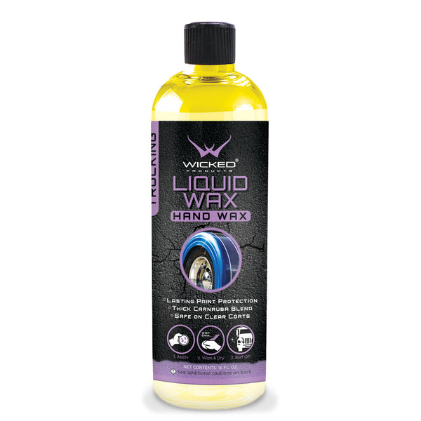 Wicked® Liquid Wax
