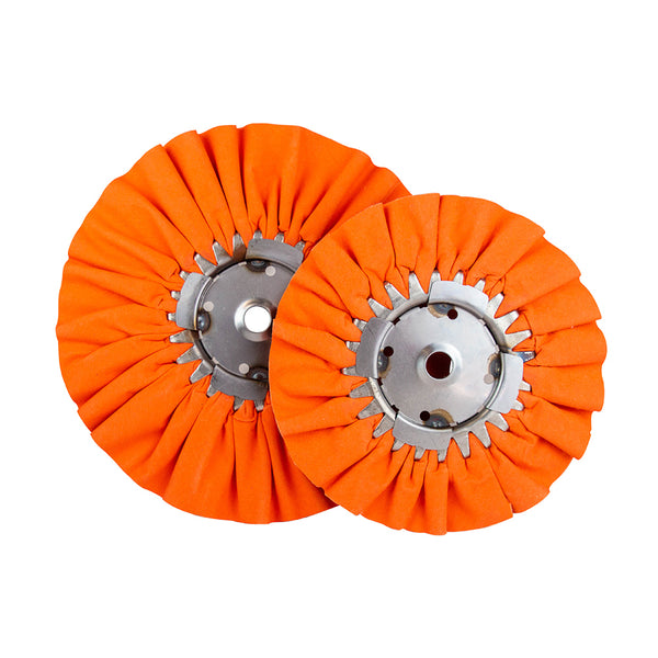 Wicked® Buffing Wheel - Orange