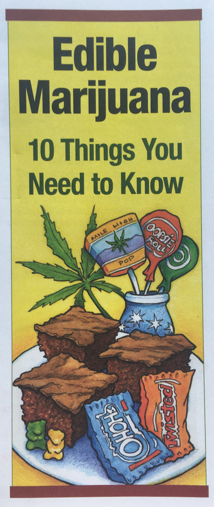 Edible Marijuana: 10 Things You Need to Know