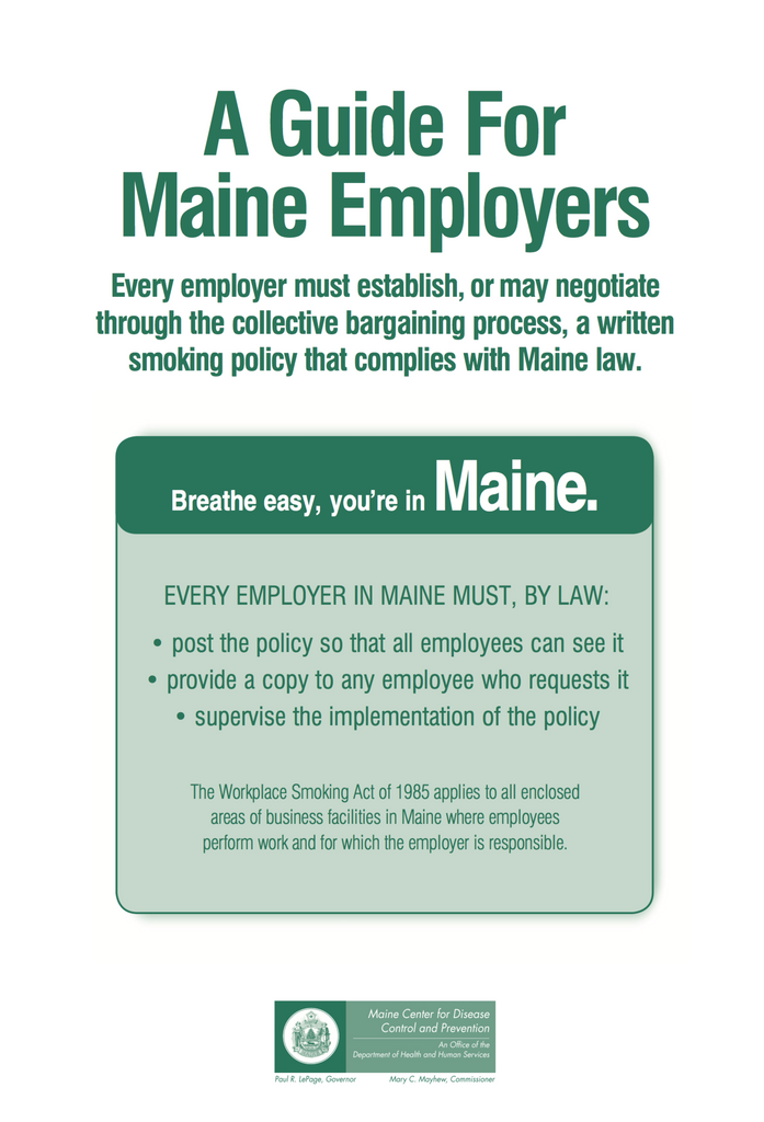 A Guide for Maine Employers