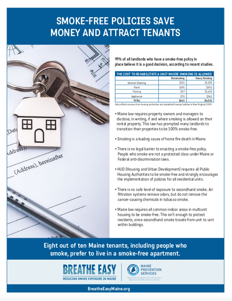 Landlord Fire Safety Fact Sheet - Digital Only
