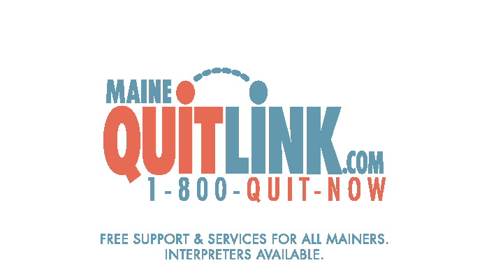 Maine QuitLink Card