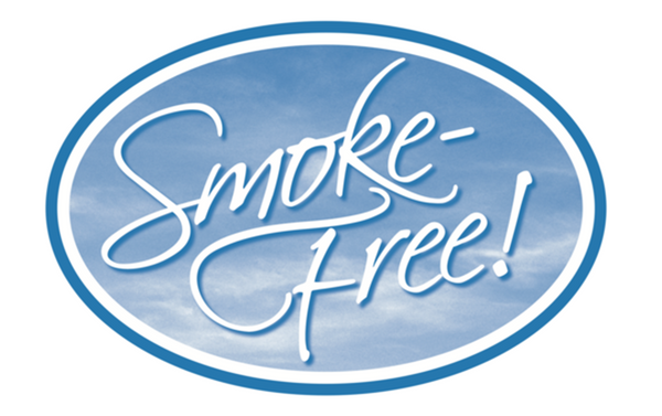 Smoke-Free Sticker