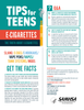 Tips for Teens - E-Cigarettes: The Truth About E-Cigarettes