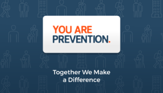 You Are Prevention - Business Card