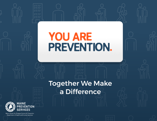 You Are Prevention - Post Card