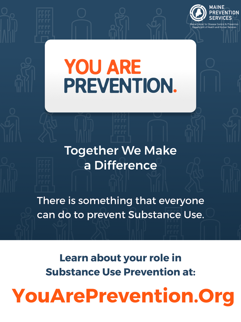 You Are Prevention - Poster