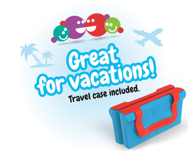 wondercover travel game vacations holidays tablet accessory